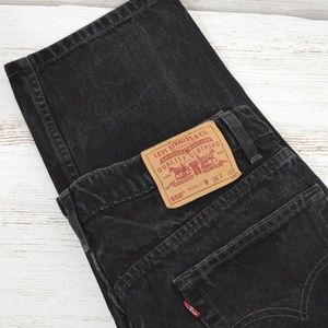 Vintage Levis 550 Relaxed Fit 36 X 32 Jeans